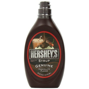 Hershey's Chocolate Syrup, 680g (24Oz) Container