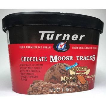 Turner Dairies Inc. Turner Chocolate Moose Tracks 56oz