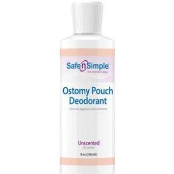 Safe n' Simple Ostomy Pouch Deodorant, 8 Fluid Ounce