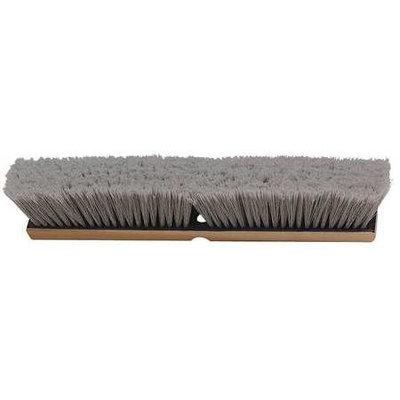 LAITNER 354 Push Broom Head, Wood,24 in. L