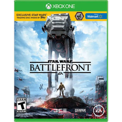 Ea Star Wars Battlefront (Xbox One) with Exclusive Trading Disc