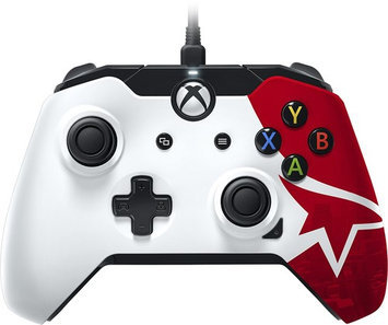 Performance Designed Prod Pdp - Mirror's Edge Controller For Xbox One
