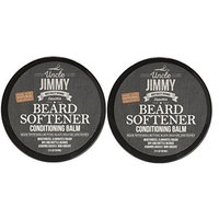 Uncle Jimmy Beard Softener, 2 Ounce (2 Pack)
