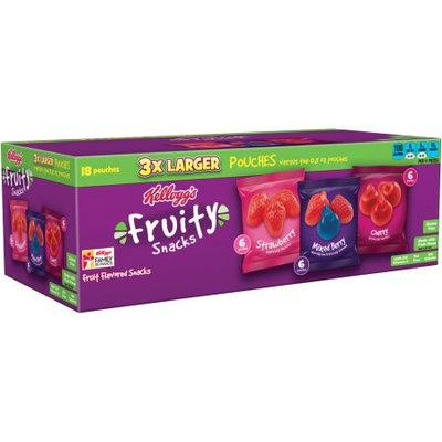 Kellogg Sales Co Kellogg's Fruity Snacks Mixed Berry XL Packs 18 Ct 45 oz