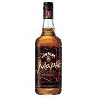 Jim Beam Maple Kentucky Straight Bourbon Whiskey, 750mL
