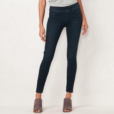Women's LC Lauren Conrad Pull-On Skinny Ankle Jeggings