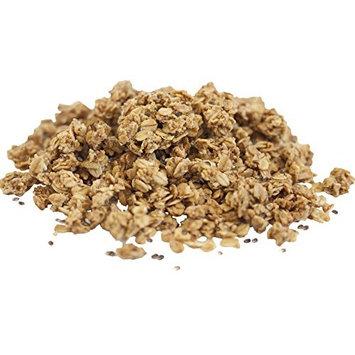 Erin Baker's Homestyle Granola, Coconut Chia, Gluten-Free, Ancient Grains, Vegan, Non-GMO, Cereal, Bulk 10-pound bag [Coconut Chia]