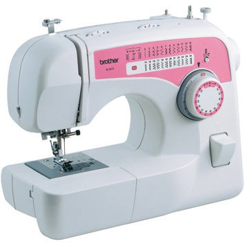 Brother International Brother XL2610 Free-Arm Sewing Machine with 25 Built-In Stitches and 59 Stitch Functions
