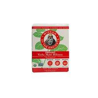 Wisdom of the Ancients Organic Yerba Maté Tea Bags, Hibiscus, 1.1 Ounce