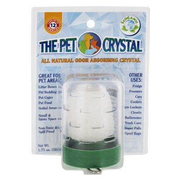 The Pet Crystal All-Natural Odor-Absorbing Crystal - 1.75 oz.