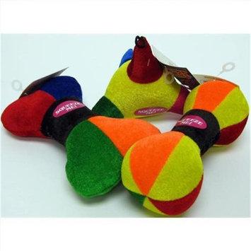 Spunkeez Plush Squeak Toys Case Pack 24