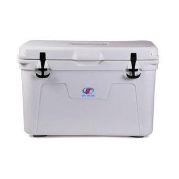 Lit TS6006000WH52Q 52 qt Lit Cooler Gray