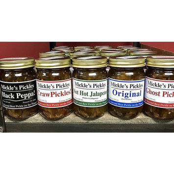 Mickle's Pickles Case (12ct) (Mixed Assortment)