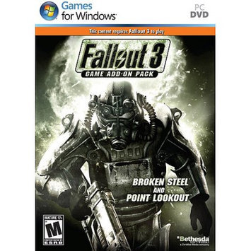 Bethesda Softworks Pcsbet12966 Fallout 3 Game Add-on Pack Broken Steel And Point Lookout [pc Game]