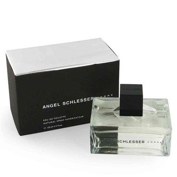 Angel Schlesser Homme by Angel Schlesser for Men 4.2 oz Eau de Toilette Spray