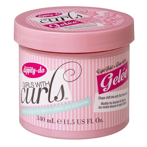 dippity-do Girls With Curls Gelée 11.5 fl.oz