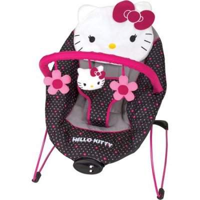 Baby Trend Inc Baby Trend Hello Kitty Bouncer