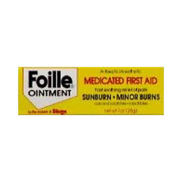 Foille Ointment Tube 1 oz. (3-Pack)
