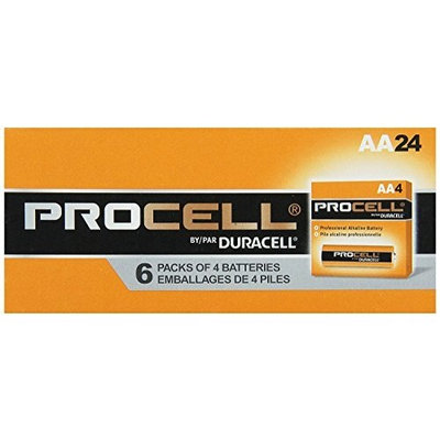Duracell Procell Aa 72 Pack Pc1500bkd09