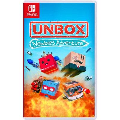 Merge Games Ltd Unbox Newbies Adv (NSW)