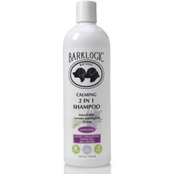 BarkLogic Calming 2 In 1 Shampoo, Lavender, 16 Oz