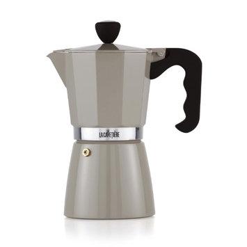 La Cafetiere 9 Cup Grey Espresso Coffee Maker