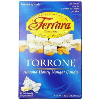 Ferara Torrone Candy, 40-Count [Candies]