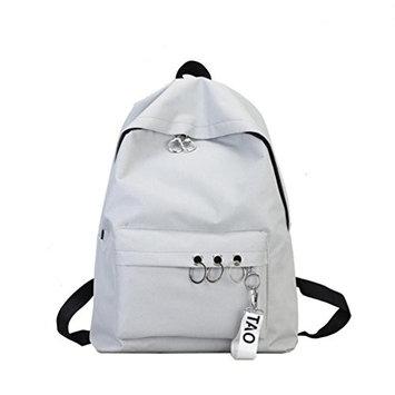Clearance Shoulder Bookbags,Rakkiss Satchel Travel Backpack Women's Fashion Ring Decoration Cute Travel Bag Backpacks