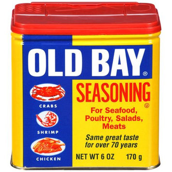 McCormick Old Bay Old Bay Cans, 6 OZ