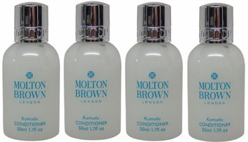 Molton Brown Kumudu Conditioner Lot of 1.7oz. Total of 6.8oz (Pack of 4)
