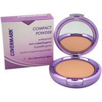 Compact Powder Waterproof - # 2 - Dry Sensitive Skin by Covermark for Women - 0.35 oz Powder