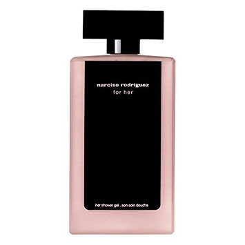Narciso Rodriguez for Her Shower Gel 200ml - Pack of 6