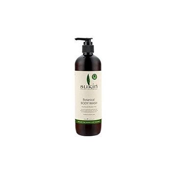 Sukin Botanical Body Wash (500ml) (Pack of 2)