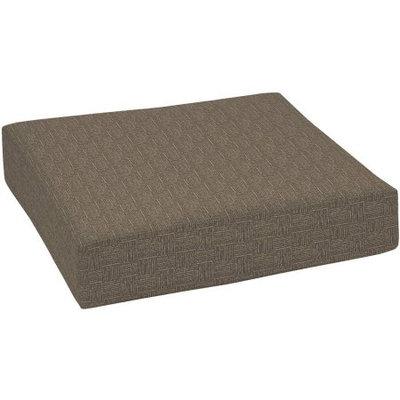 Arden Companies Arden Outdoors Deep Seat Bottom Cushion, Brown Woven