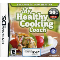 Nintendo My Healthy Cooking Coach DSi (DS & DSi)