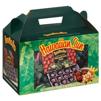 Hawaiian Sun Chocolate Covered Macadamia Nuts - 30oz