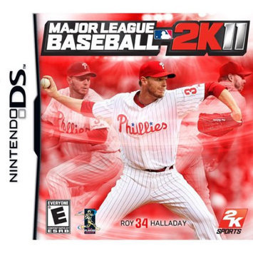 Take-two Major League Baseball 2K11 For Nintndo Ds