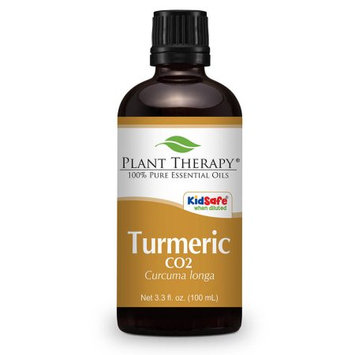 Turmeric Essential Oil. 100 ml (3.3 oz). 100% Pure, Udiluted, Therapeutic Grade.
