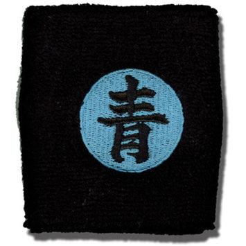 Naruto Shippuden Men's Deidara Kanji Anime Wristband