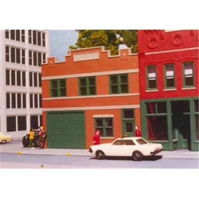 Smalltown USA 6007 Cab Company 30x30 kit