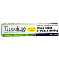 Tronolane Cream, 1%, 2oz Per Tube (5 Tubes)