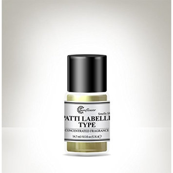 Black Top Body Oil - Patti Labelle .5 oz. (Pack of 6)