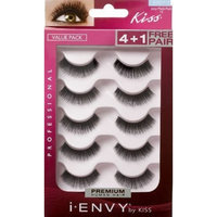 i.EVNY i.Envy by Kiss Eye Lash Value Pack #KPEM12
