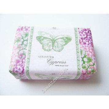 Geranium & Cypress Triple Milled Soap