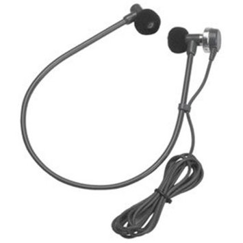Vec Dynamic U-Bow Tubular Headset with Right-Angle 3.5mm Plug