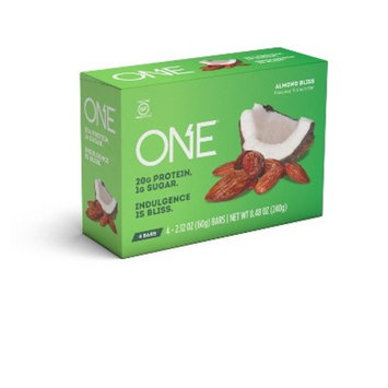 ONE Protein Bar - Almond Bliss - 4ct