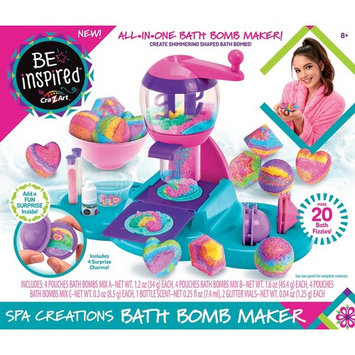 Be Inspired Bath Bomb Maker