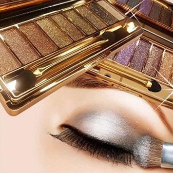 Shimmer Waterproof 9 Colors EyeShadow Palette Matte Eye Shadow Palette With Brush