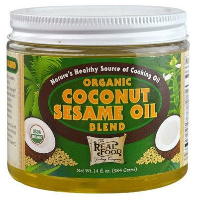 FunFresh Foods - Organic Coconut Sesame Oil Blend - 14 oz.