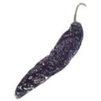 OliveNation Pasilla Negro Dried Whole chile Peppers - 8 oz.
